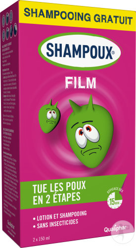 Shampoux Film Promo (sh 150ml + Lotion 150ml)
