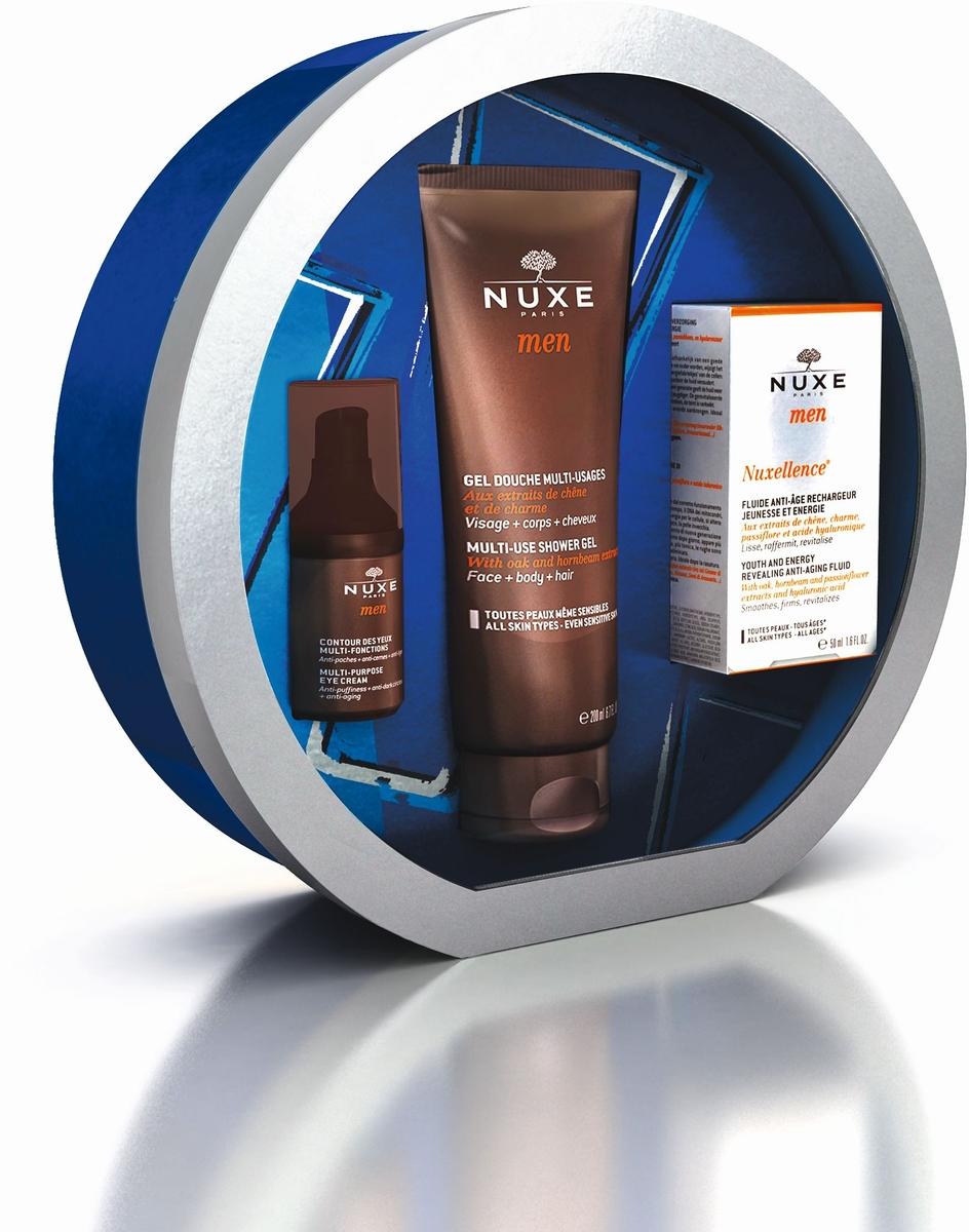 Nuxe Men Coffret Noel A/age 3 Prod 2020