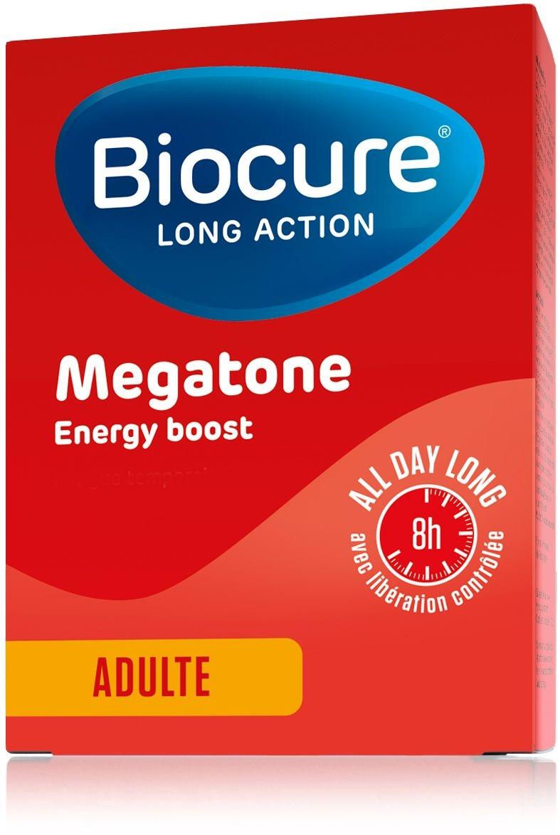 Biocure Energy Boost Comp 30 Promo -2€