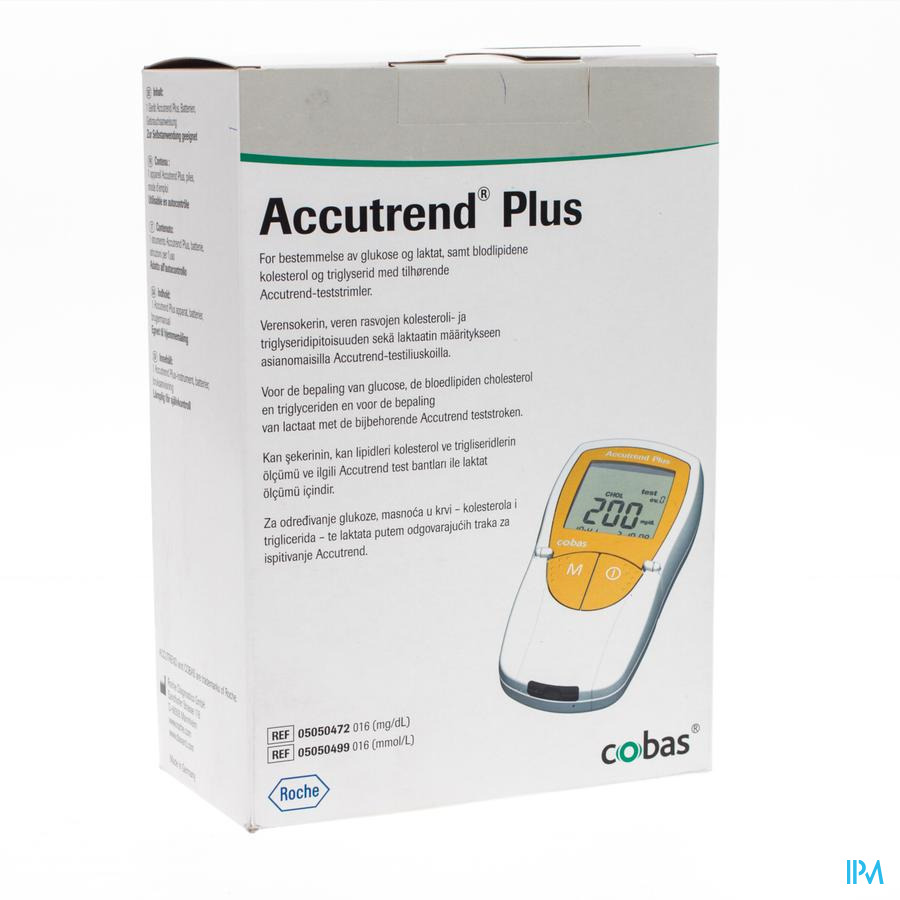 Accutrend Gc 11418238906