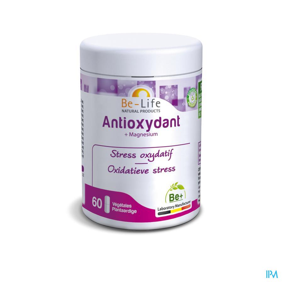 Antioxydant (+magnesium)