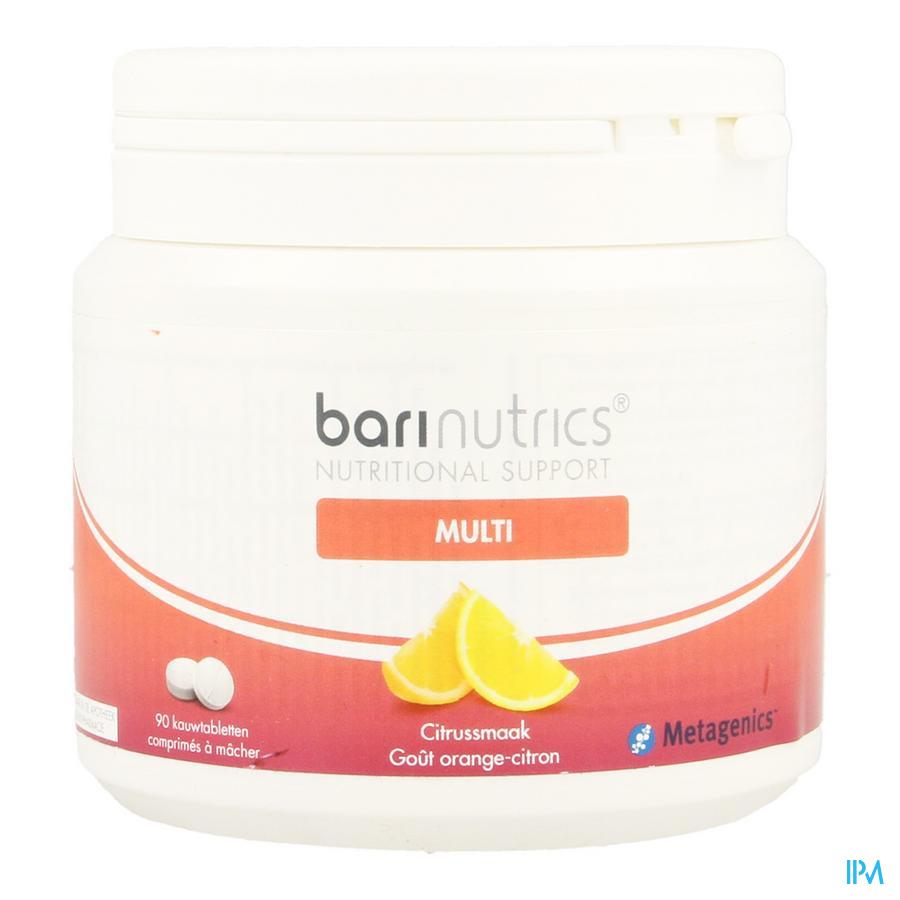 Barinutrics Multi Citrus Comp Croq 90 Nf