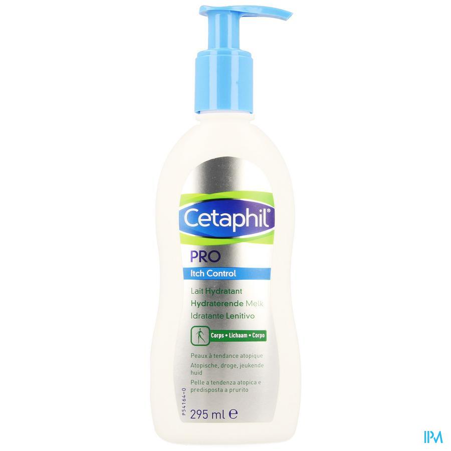 Cetaphil Pro Itch Control Lait Hydratant 295ml