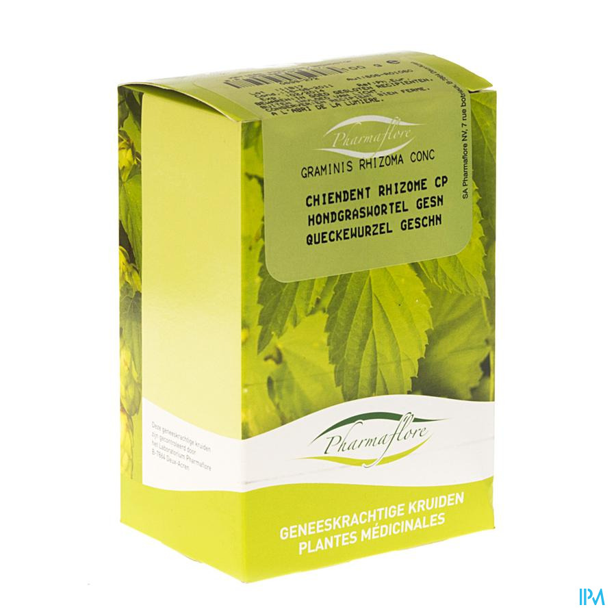 Chiendent Rhizome Boite 100g Pharmafl