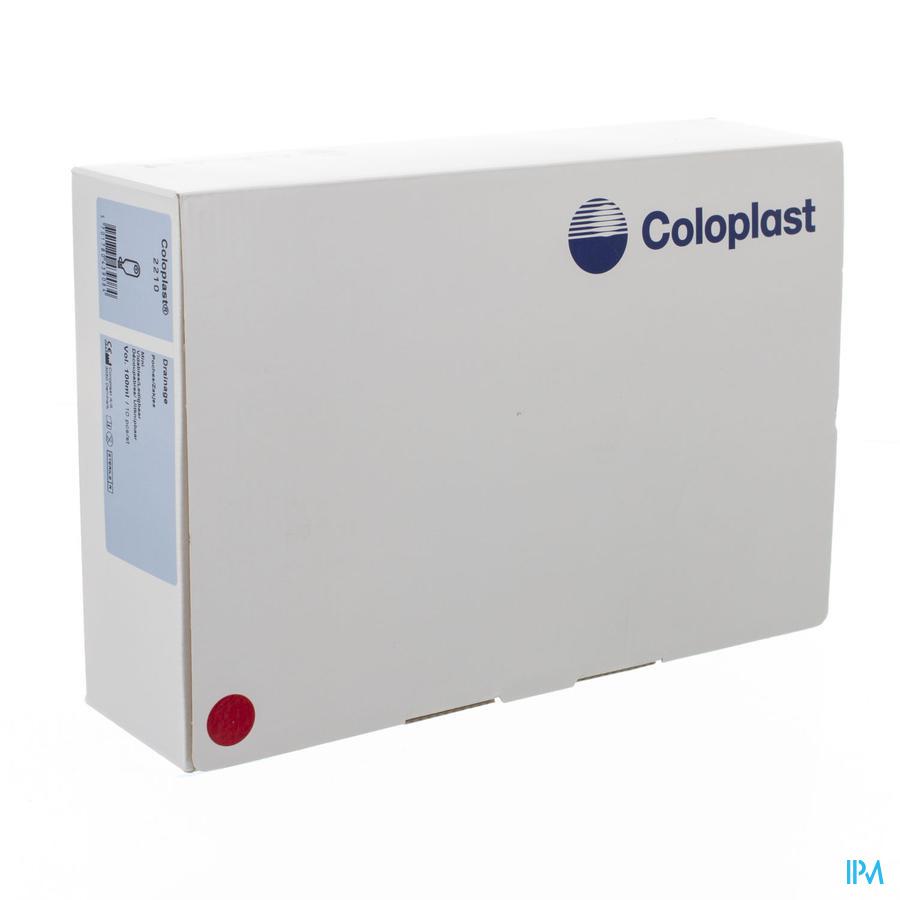Coloplast Poche Vidable 1p Mini 100ml 10 2210