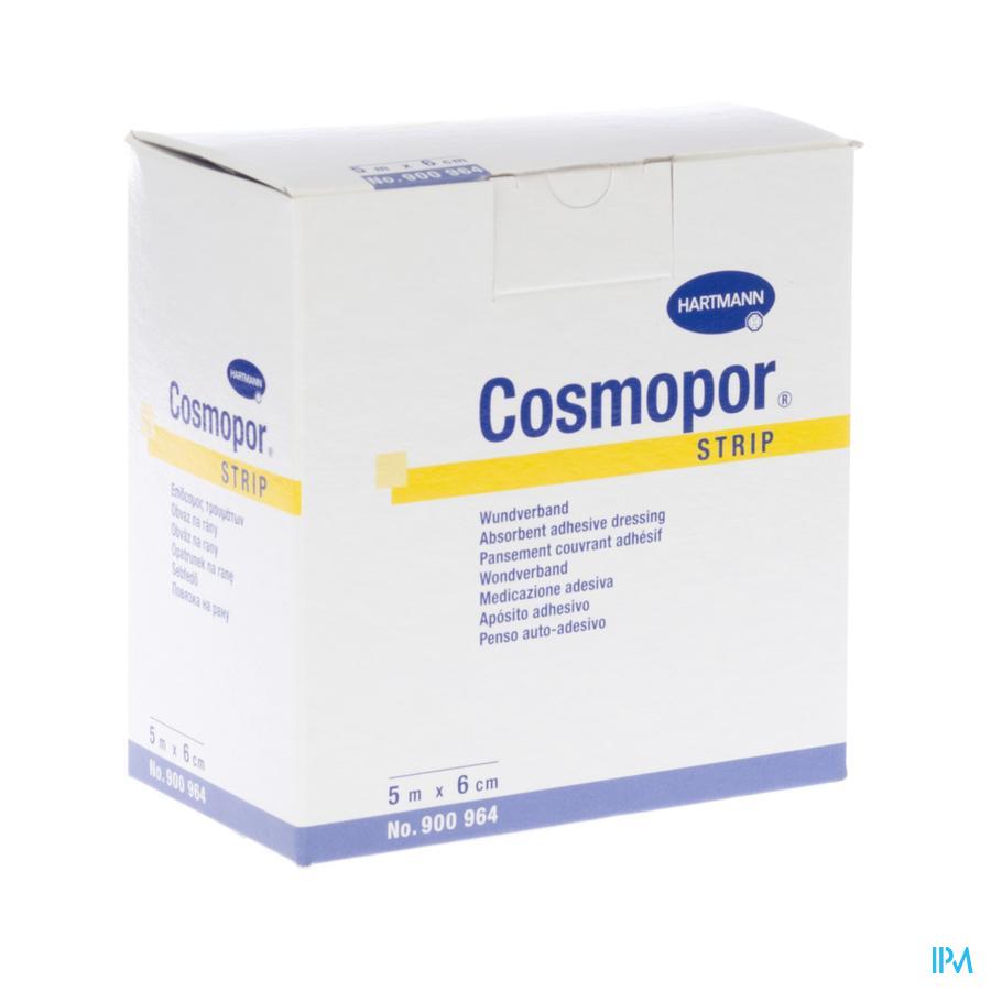 Cosmopor Strip 6cmx5m 1 P/s