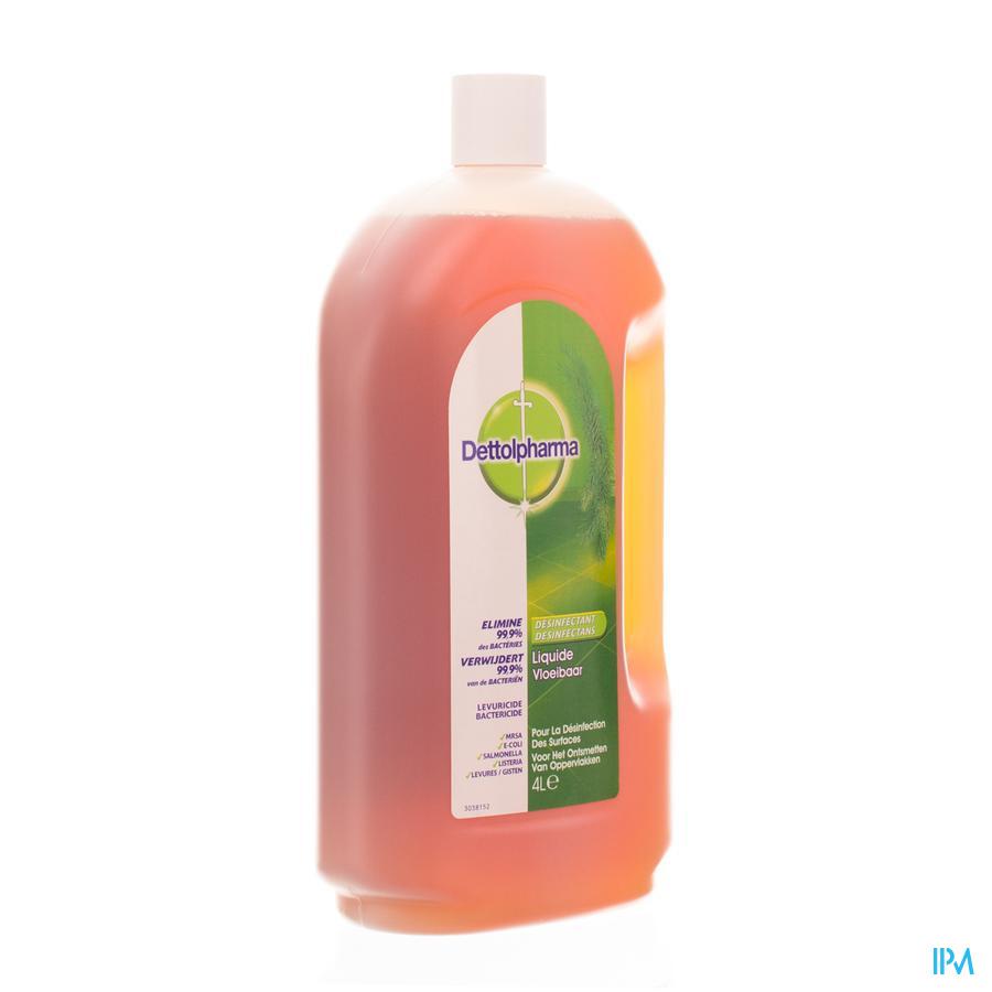Dettolpharma Desinfectant 4l