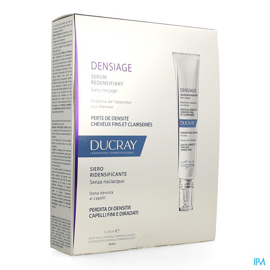 Ducray Densiage Serum Redensifiant 3x30ml