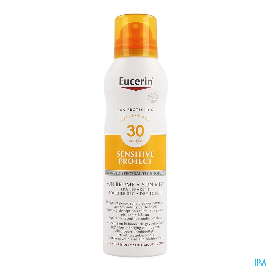 Eucerin Sun Brume Invisible Dry Touch Spf30 200ml