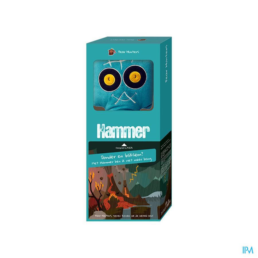 Fear Hunters Hammer Peluche