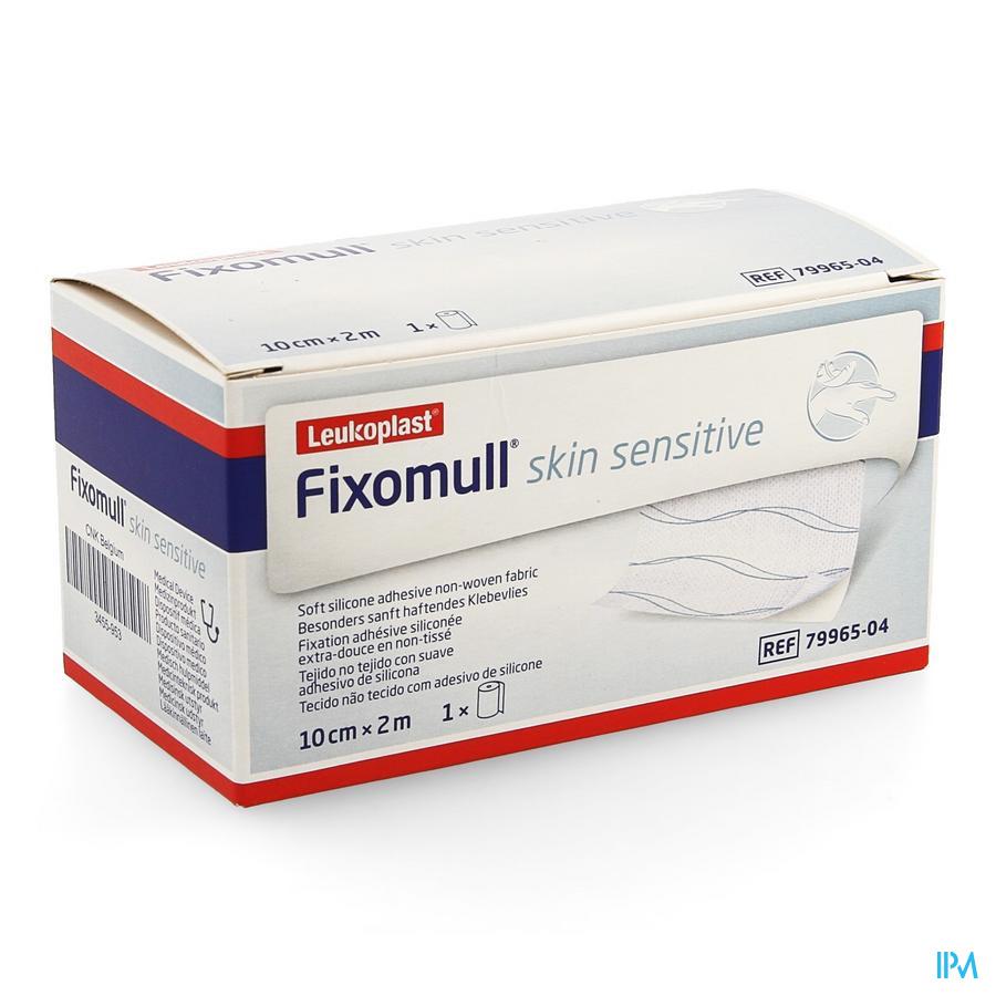 Fixomull Skin Sensitive 10cmx2m 1 7996504