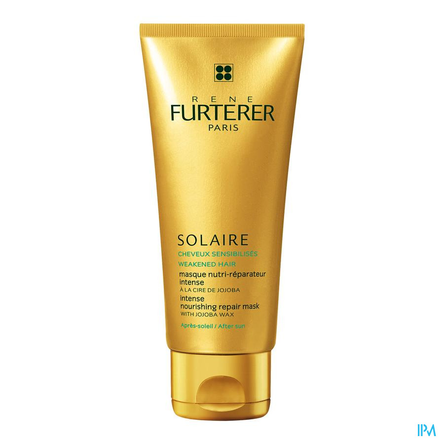 Furterer Sol Masque Nutri Reparateur Intense 100ml