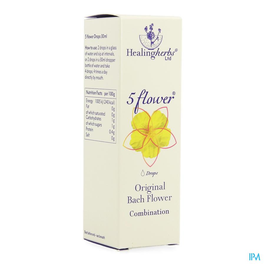 Healing Herbs 5 Flow.remedy 30ml