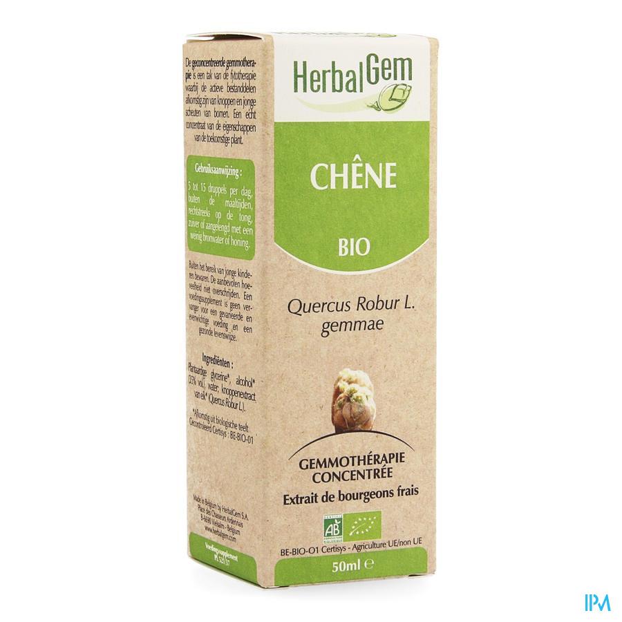 Herbalgem Chene Macerat 50ml