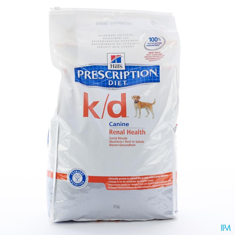 Hills Prescrip.diet Canine Kd 12kg 9385m