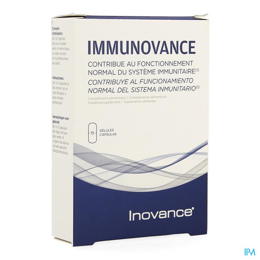Inovance Immunovance Caps 15