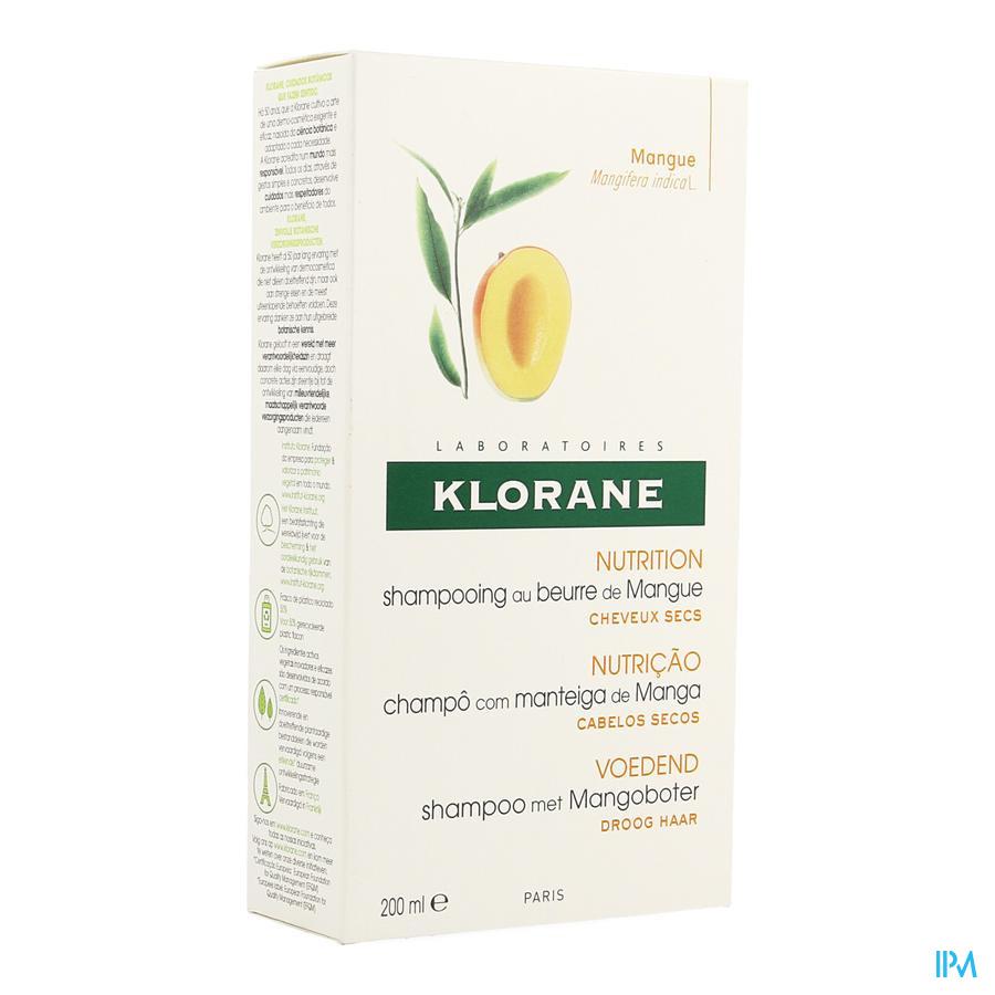 Klorane Capil. Sh Mangue Nf 400ml