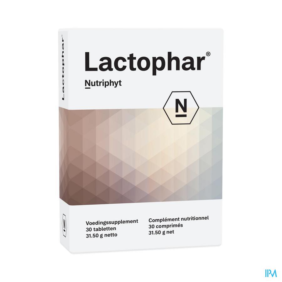 Lactophar 30 Tabl 30x1100mg 022