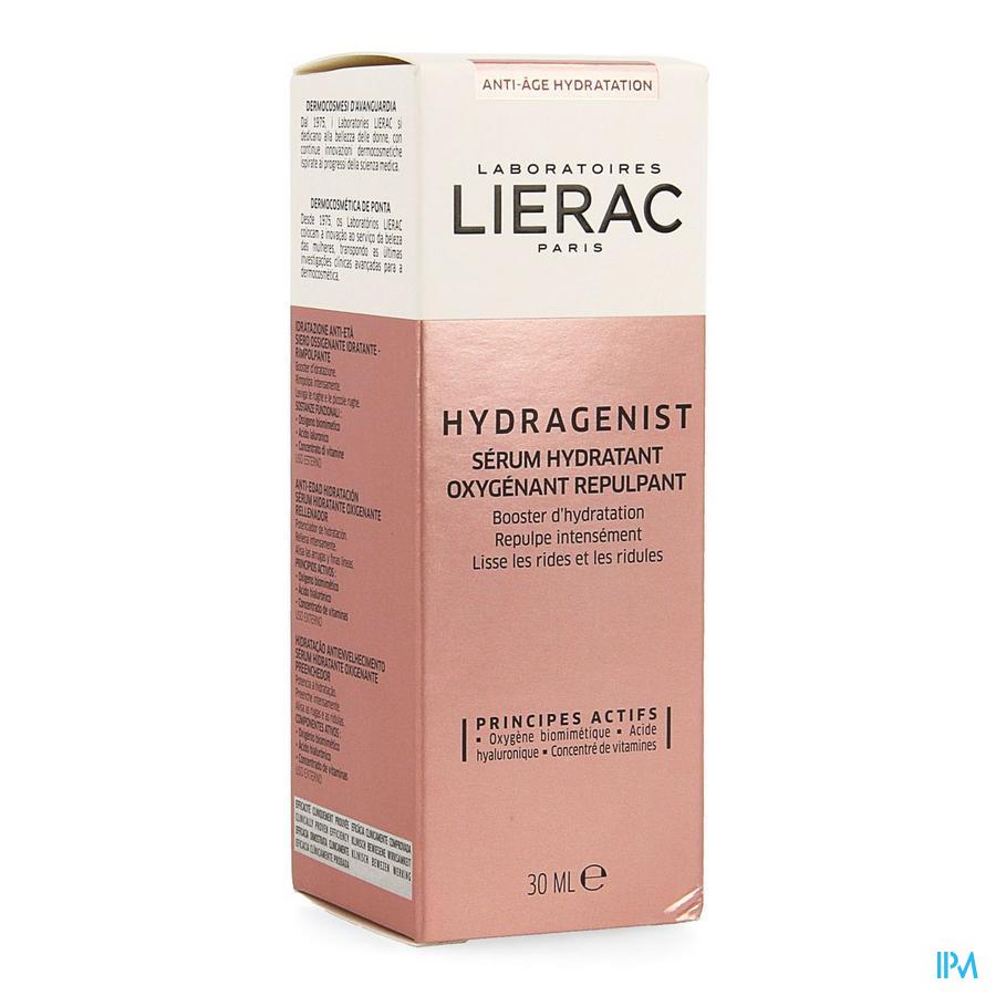 Lierac Hydragenist Serum Fl 30ml