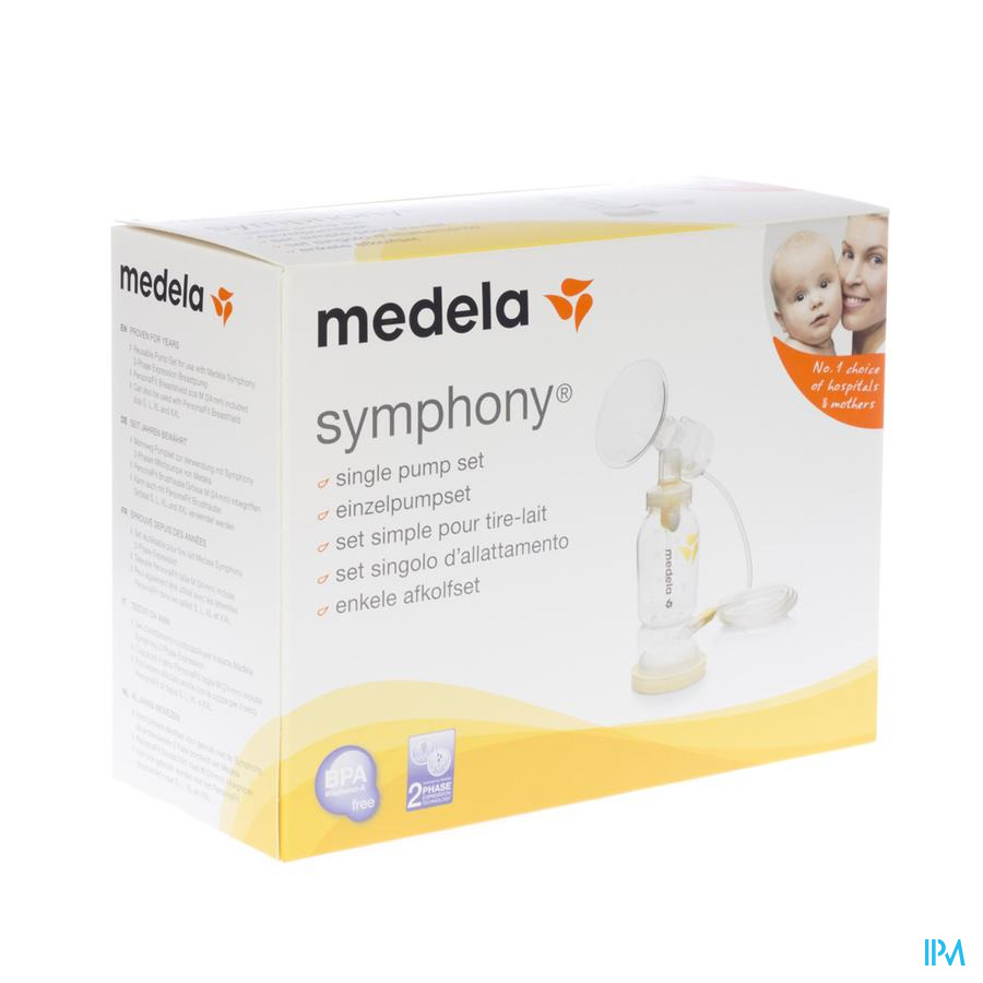 Medela Symphony Tire-lait