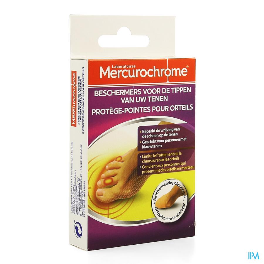 Mercurochrome Protege Pointes Orteils