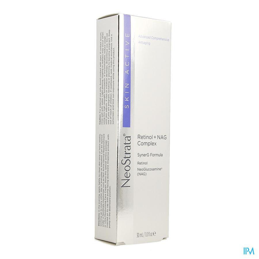 Neostrata Skin Active Retinol + Nag Complex Cr30ml