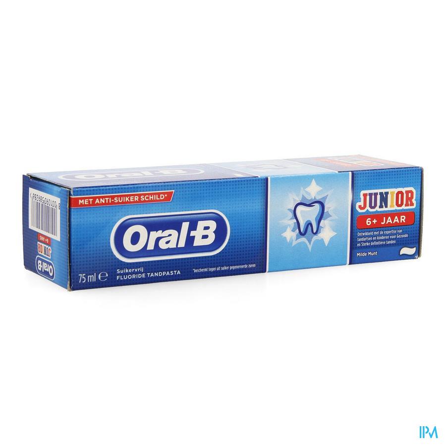 Oral-b Dentifrice Junior 75ml