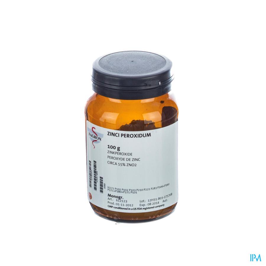 Peroxyde Zinc Vrac 55% 100g Fag