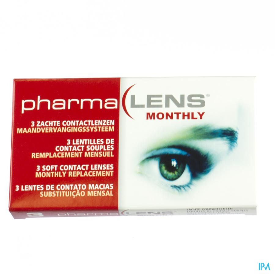 Pharmalens Monthly -3,50 3