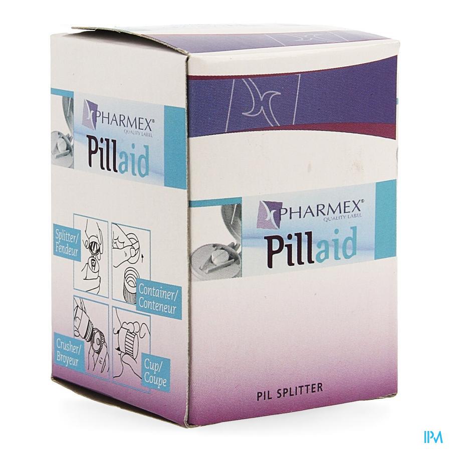Pharmex Pillaid 4en1