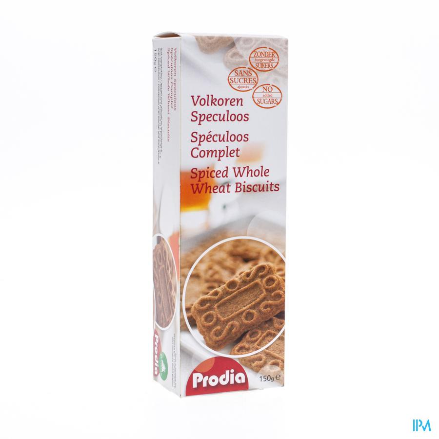 Prodia Speculose + Edulcorant 150g 6270