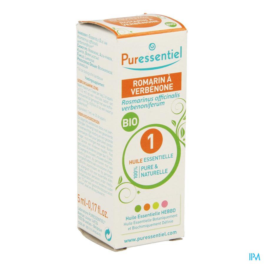 Puressentiel He Romarin Verbenone Bio Hle Ess 5ml