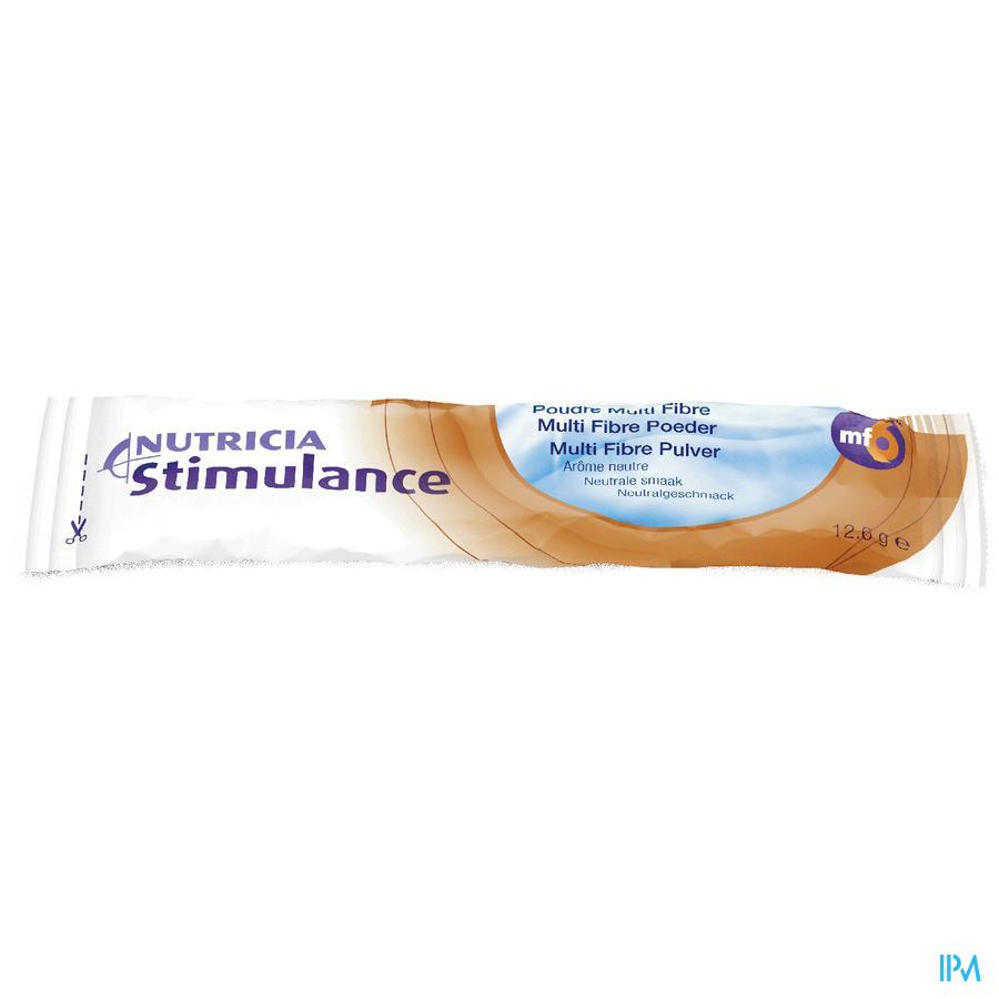 Stimulance Multi Fibre Mix Sachet 20x12,6g