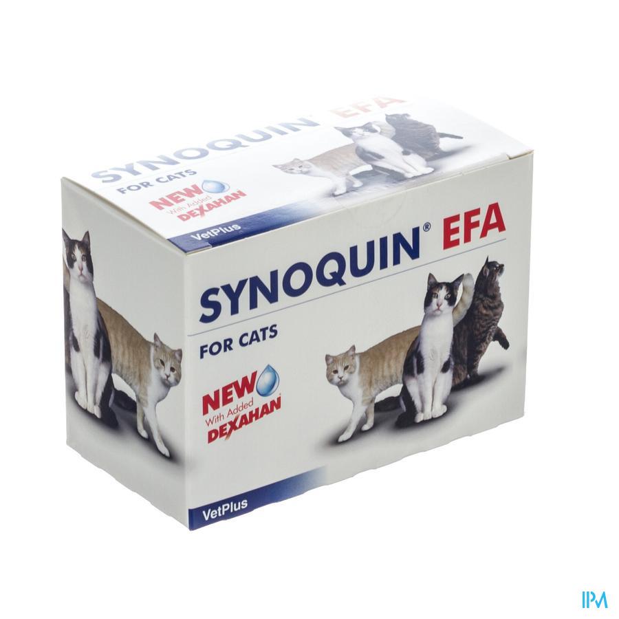 Synoquin Efa Cat Caps 3x30