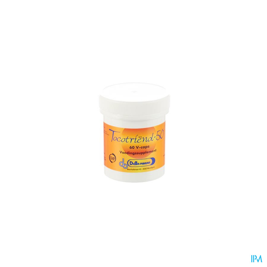 Tocotrienol-50 Caps 60 Deba