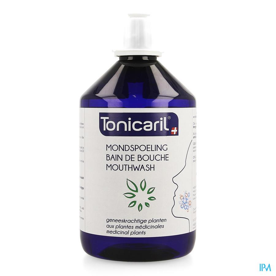 Tonicaril Bain De Bouche Aux Hle Ess 500ml