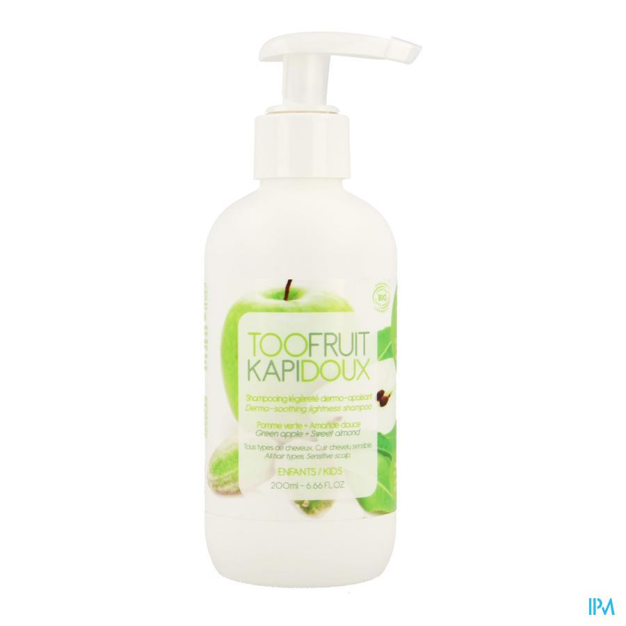 Too Fruit Kapidoux Pomme-ammande Sh Pompe 200ml