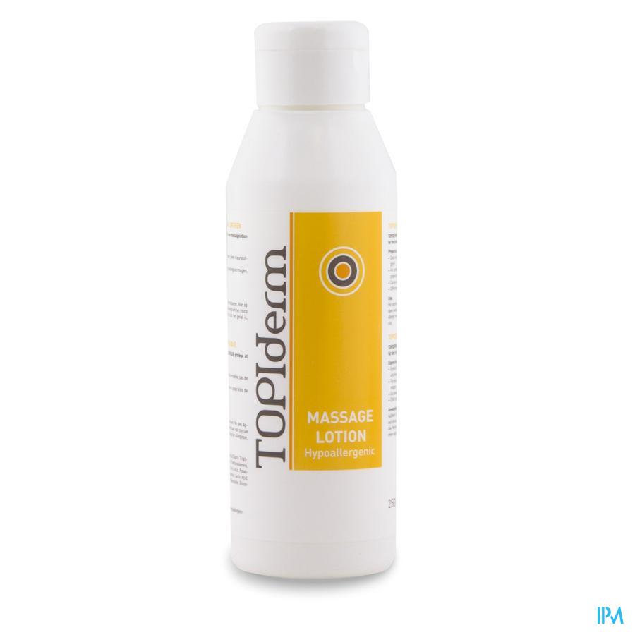 Topiderm Lotion Massage Hypoallergenic 250ml