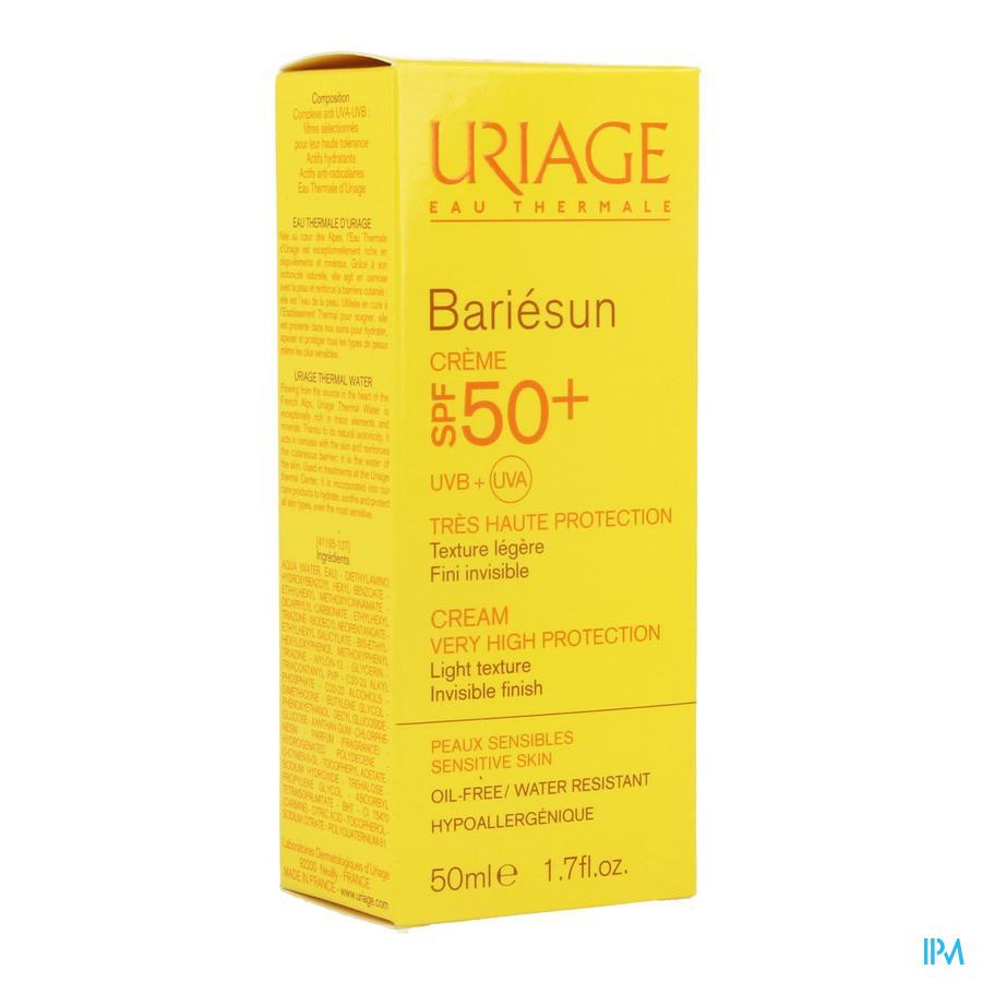 Uriage Bariesun Creme Ip50+ P Sens. 50ml