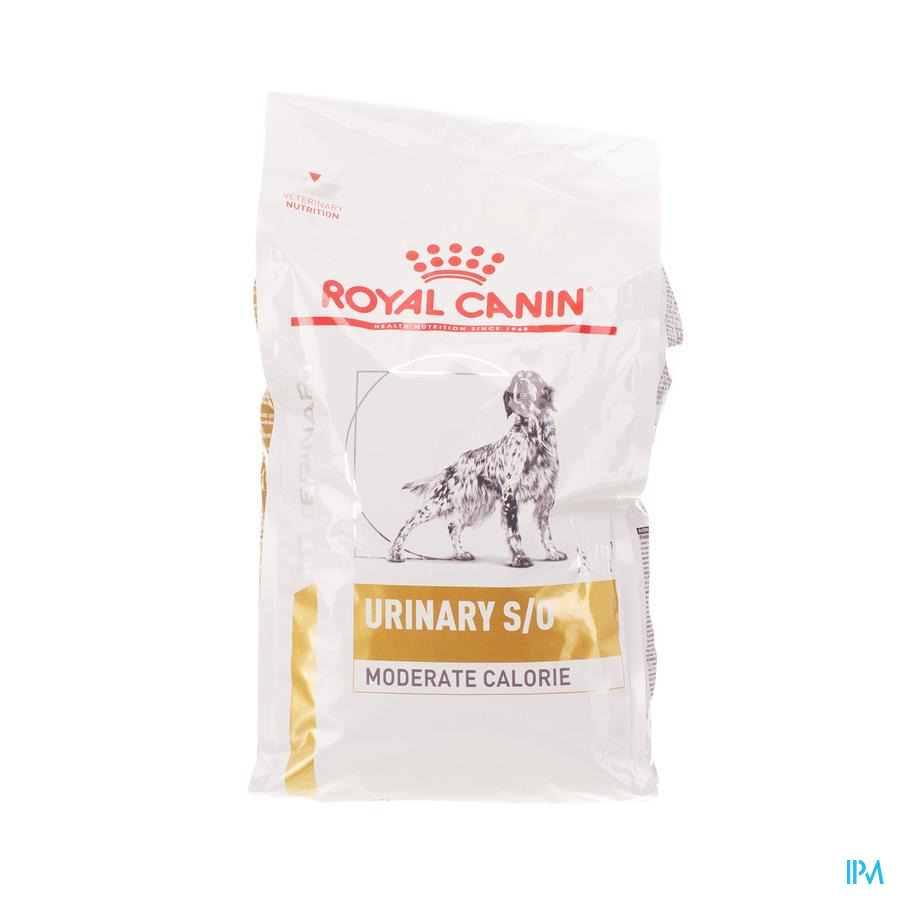 Vdiet Urinary Moderate Calorie Canine 1,5kg