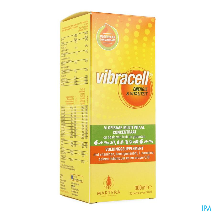 Vibracell Concentre Liquide 300ml Nf